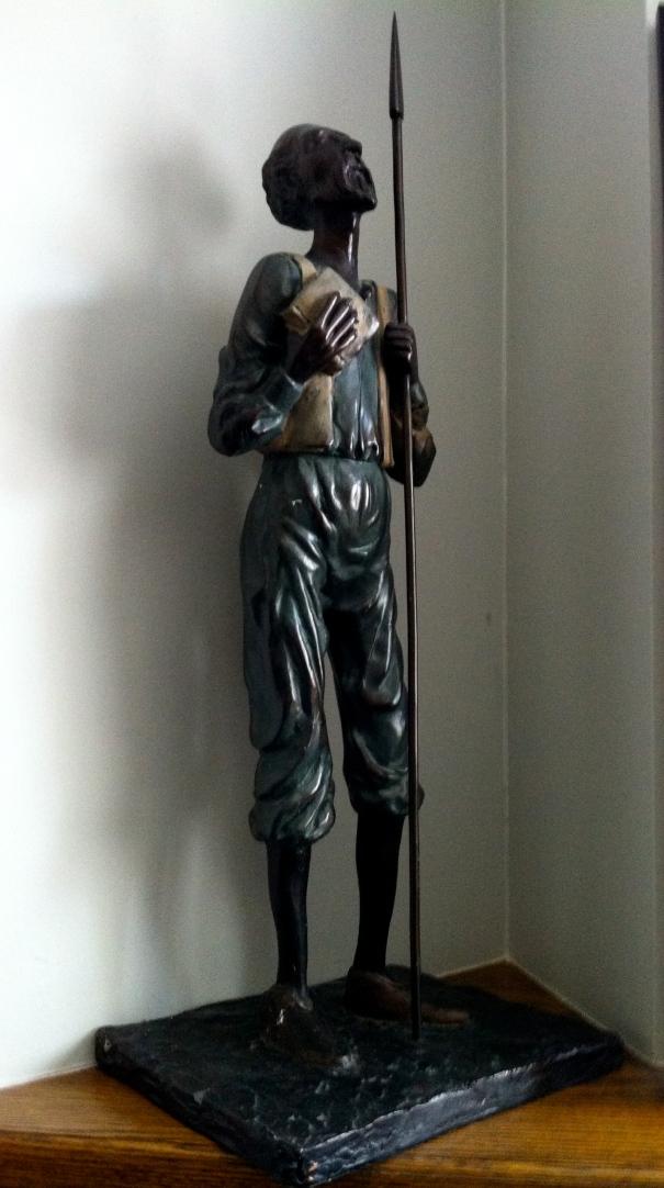 Don Quixote, Mexico City 1992